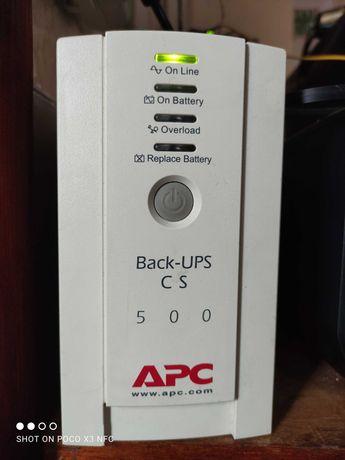 Безперебойник Back-UPS 500 APC