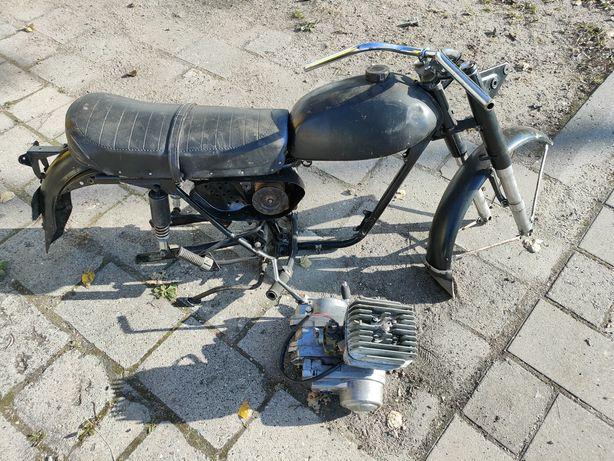 Motor Mińsk 125cm