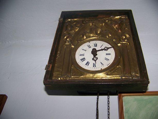 zegar antyk części cały