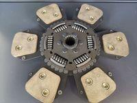Tarcza sprzęgła Renault 106-54 Fi-326mm z16 27x30 1039.02.U18 MTS02