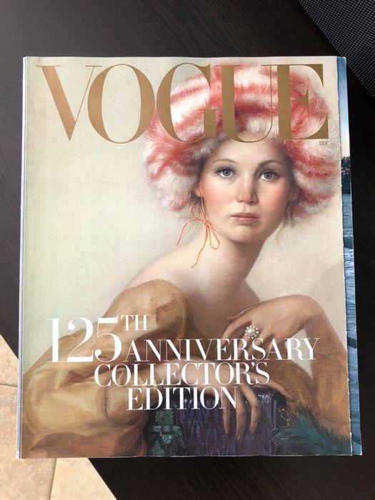 Vogue 125 anniversary unikat Stare Babice - image 1