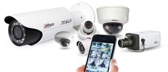 Монтаж та продаж систем відеоспостереження , сигналізацій , домофонів.