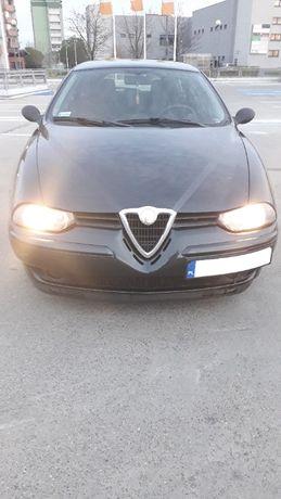 Tanio Sprzedam Alfę Romeo 156 SW półlift 1.9 JTD
