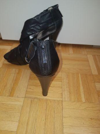 Nine West oryginalne damskie buty szpilki skóra naturalna roz 38  39