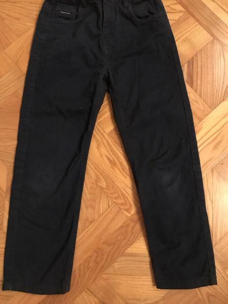 Школьные штаны, брюки LC Waikiki, р. 122. Две пары.