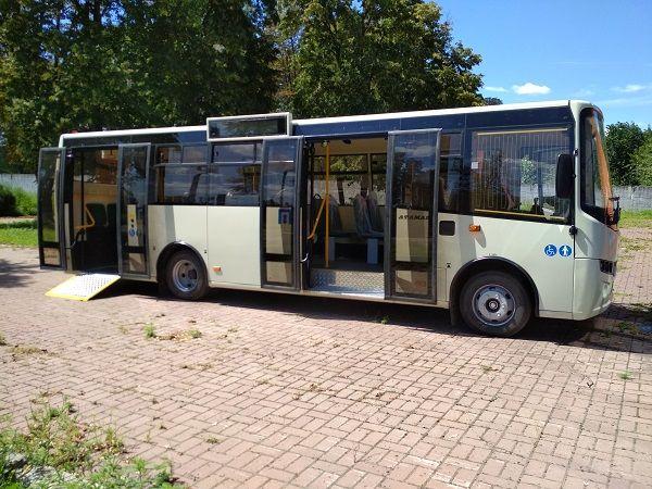 Автобус міський Богдан ATAMAN А-092 Н6 городской