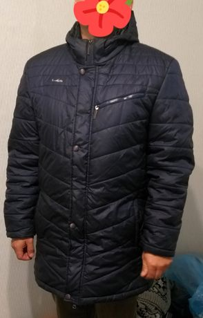 Зимняя курточка 54 размер