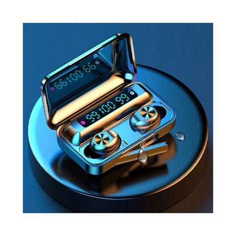 Беспроводные наушники TWS F9-10 Bluetooth сенсорные HD Stereo Bass