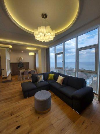 G  Аркадия! VIP Квартира с Панорамным видом из окон в 5 мин. к  Морю