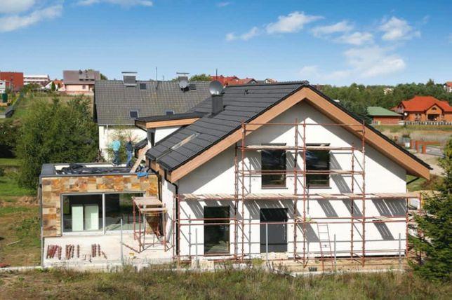 Budowa domu domów dach elewacje docieplenia wilny termin 2022