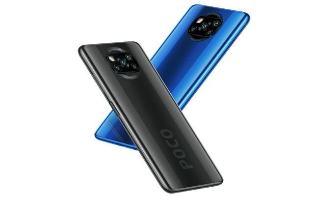 Xiaomi Poco X3 NFC 64/128GB Grey/Blue Global Version