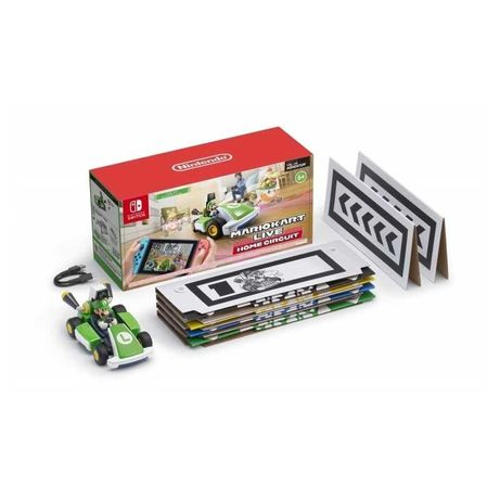 Jogo Luigi live kart - Nintendo Switch