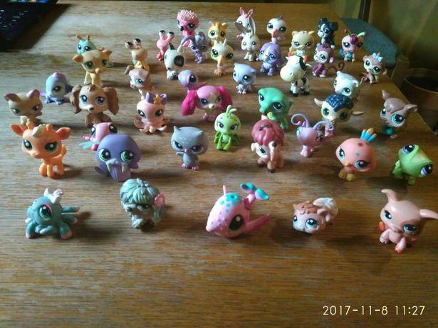 Figurki Little Pets Shop 42 sztuki