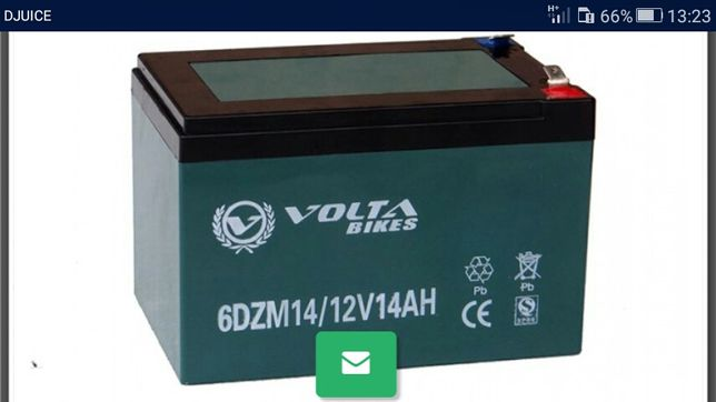 Аккумулятори для електровела(моторколесо на 36v)-3шт