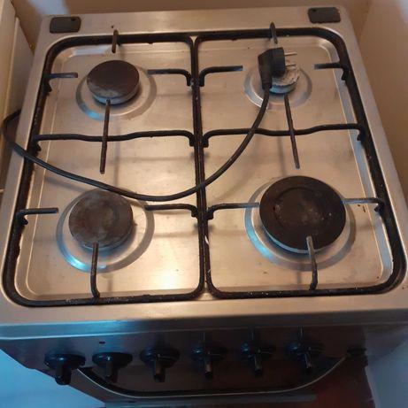 Kuchenka gazowo elektryczna