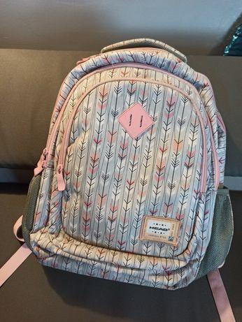 Plecak szkolny, usztywniane plecy