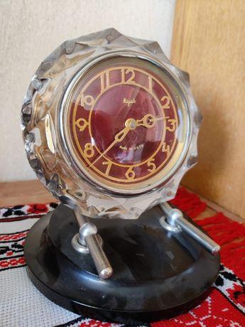 Годинник настільний Маяк Majak часы настольные винтажные ссср