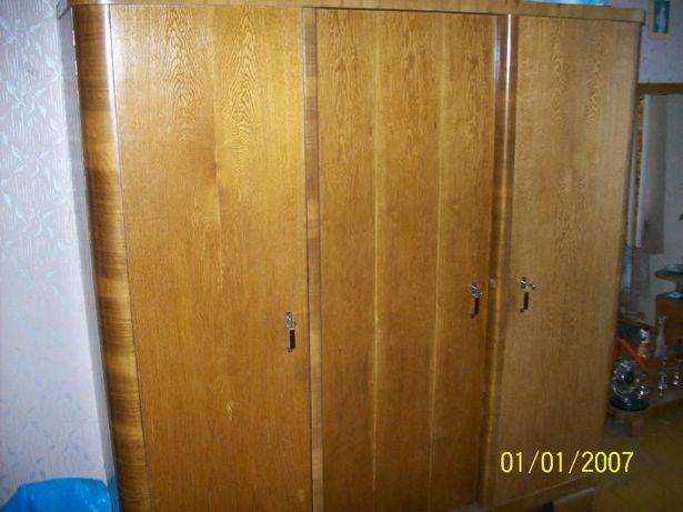 meble drewniane zestaw zabytkowe