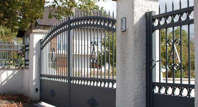 Ворота и ограждения. Изготовление и монтаж металлоконструкций.