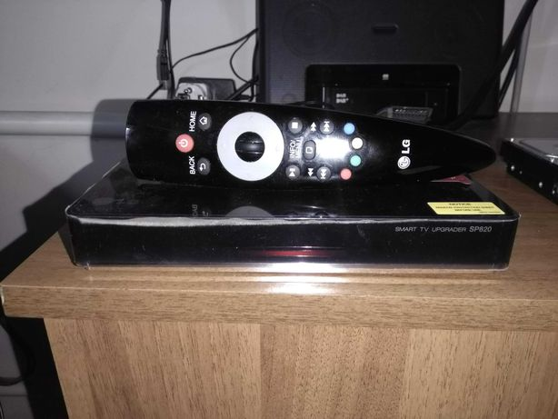 Hd SMART 3D медиаплеер LG SP820