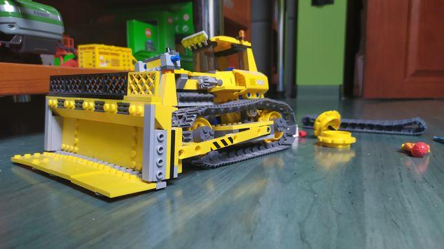 LEGO city buldożer