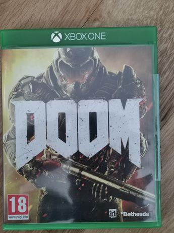 Gra Doom Xbox One