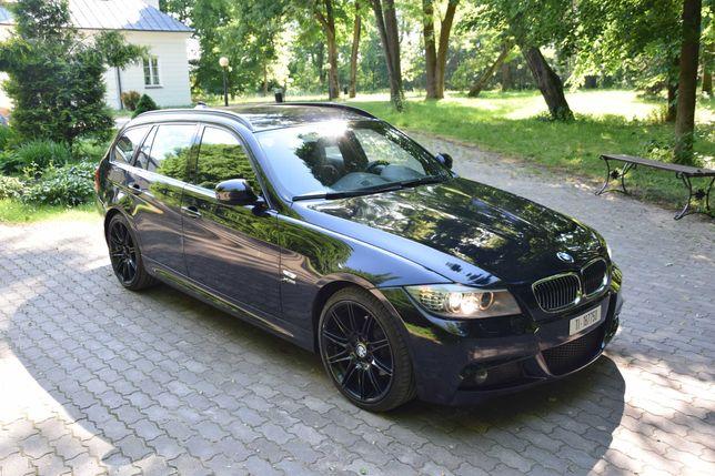 BMW 320d xDrive 2012r 184km Mpakiet Sport Edition Indyvidual