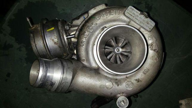 Nissan Qashqai, Xtrail, Renault 2.0 dci turbosprężarka 2009 r