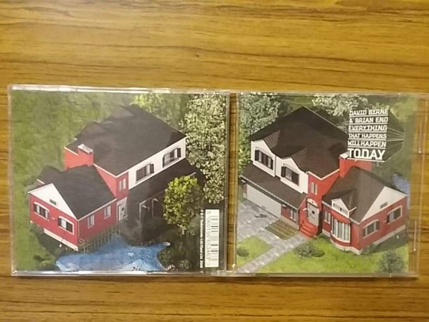 CD компакт-диски David Byrne Arthur Brown Gong Kate Bush Nick Cave