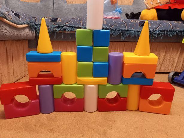 Кубики різної форми
