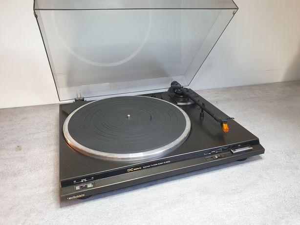 Gramofon Technics SL-BD20- Piękny, oryginalna wkladka, super stan!