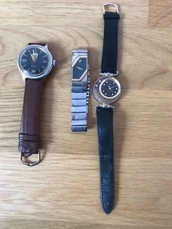 Часы разные женские и мужские