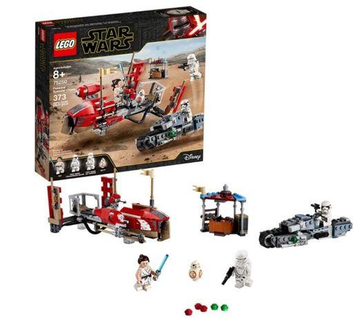 LEGO Star Wars 75250 Pasaana Speeder Chase Погоня на спідері в Пасаані