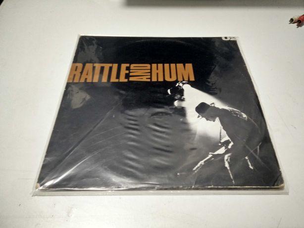 U2 - Rattle And Hum U 27 Portugal 1988
