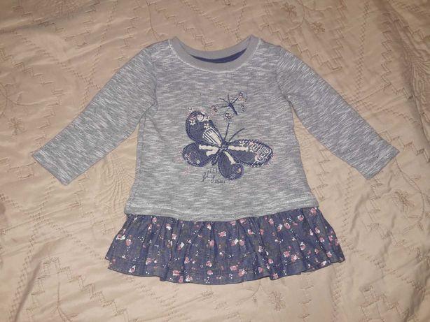 Туника-платье фирмы NEXT для девочки