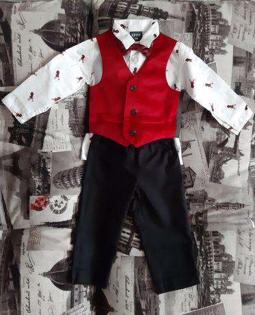 Нарядный костюм для мальчика 12-18 мес