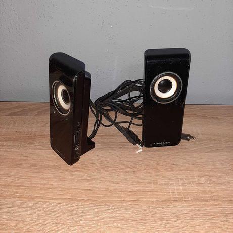 Małe głośniki komputerowe