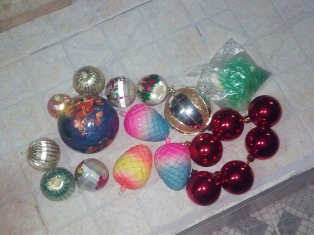 Bolas de Natal,lindas.