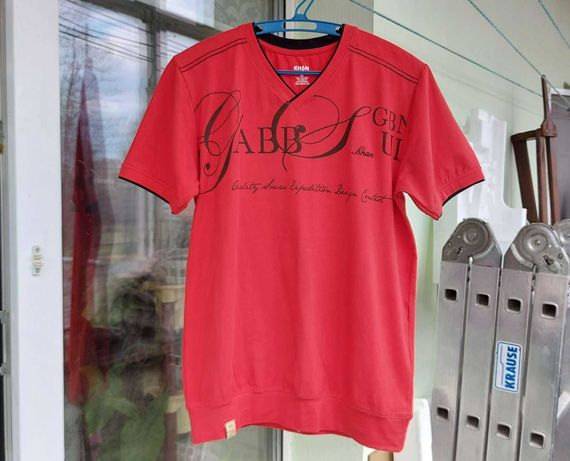Новая футболка, Турция, размер М, примерно 46 размер