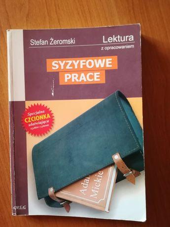 Syzyfowe prace - Stefan Żeromski - Lektura z opracowaniem GREG