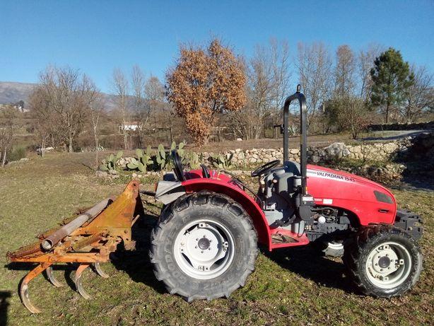 Serviços de tractor e motorocadora