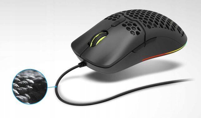 RGB Mysz komputerowa Gamingowa 16000DPI