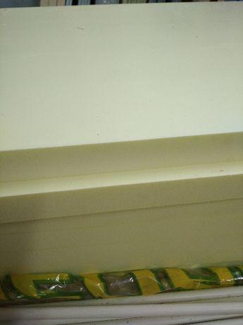 STYRODUR na ULE- FINFOAM-700twardy-żółty-krawędź prosta-2,5metra płyta