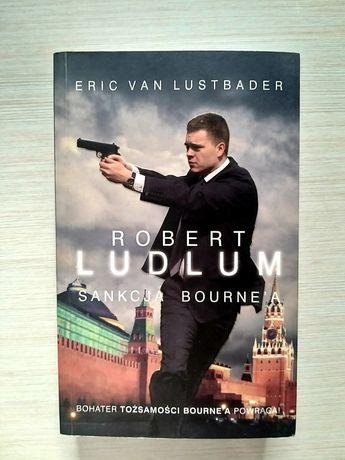 Robert Ludlum -Sankcja Bourne'a