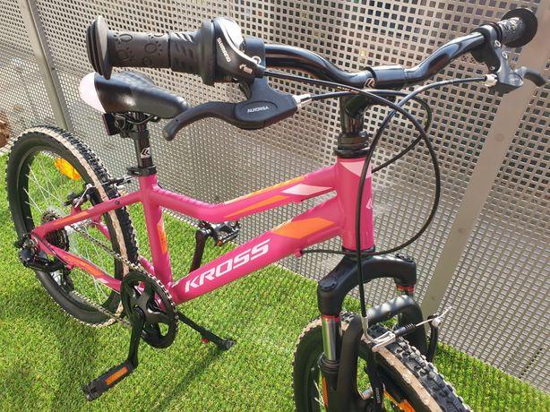 Lea mini Kross dla dziewczynki rower 20cali
