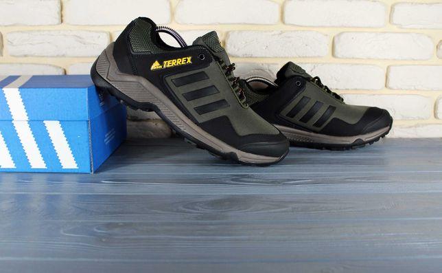 (630) ЗИМА Кроссовки Adidas Terrex (41-46) - термо, флис, адидас