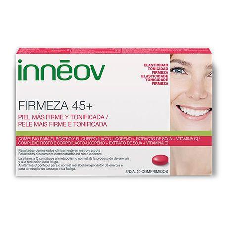 Inneov Firmeza 45+ Anti Idade / Rugas Comprimidos NOVO / Selado
