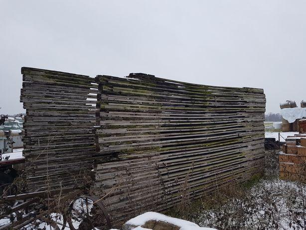 Konstrukcja dachowa drewniana