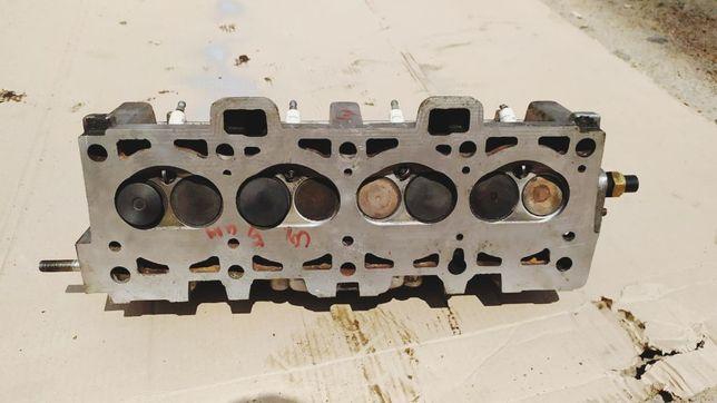 ГБЦ блок головка двигатель ваз 2108, 21083, 2115, 2113, 2111, 2112