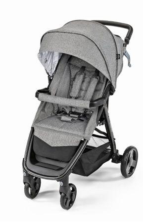 NOWY+ GRATIS ORGANIZER Wózek spacerowy BabyDesign Clever kolor 27